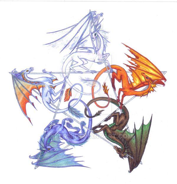 dragon des elements recherche google dragons dragon. Black Bedroom Furniture Sets. Home Design Ideas