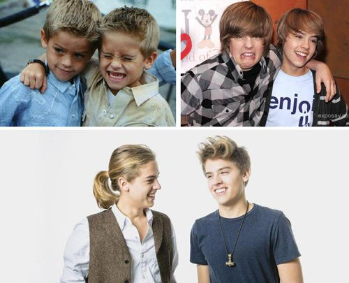 Dylan And Cole Sprouse Best Friends Cuties Pinterest