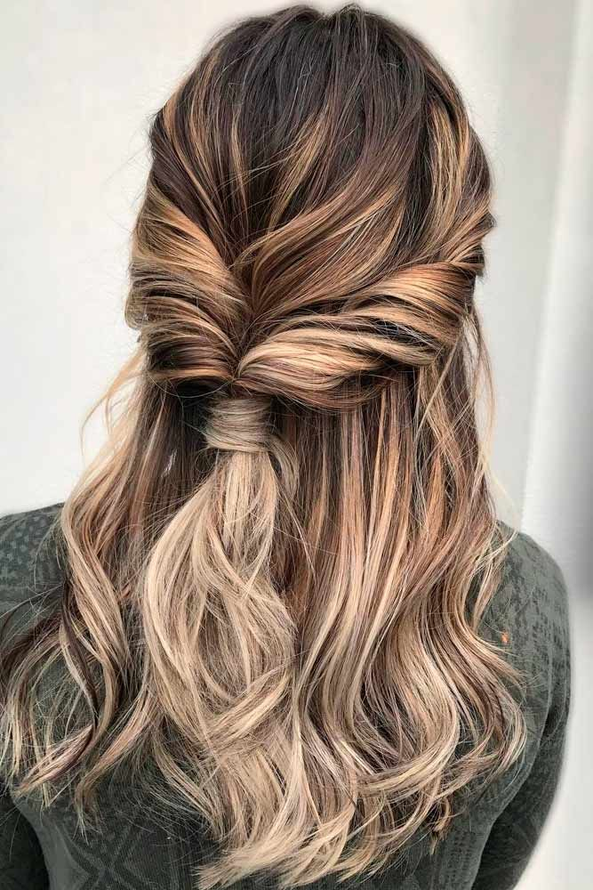 64 Incredible Hairstyles For Thin Hair Lovehairstyles Easy Hairstyles Hair Styles Long Hair Styles