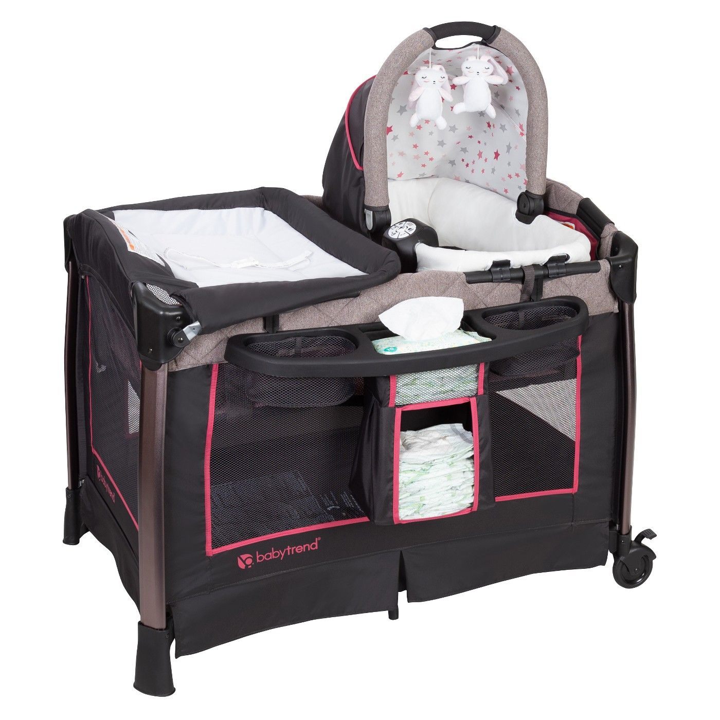 Baby Trend Go Lite ELX Nursery Center Playard