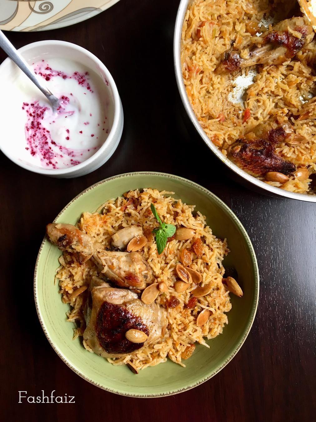 One Pot Chicken Kabsah Recipe One Pot Chicken Kabsa Recipe Stuffed Peppers