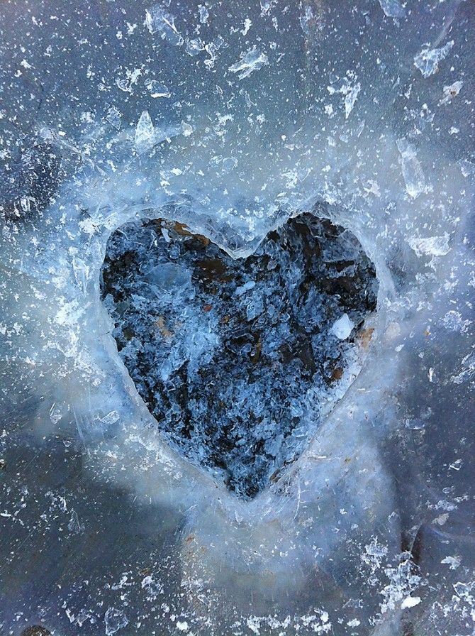 My Heart of Ice | WritersCafe.org | The Online Writing