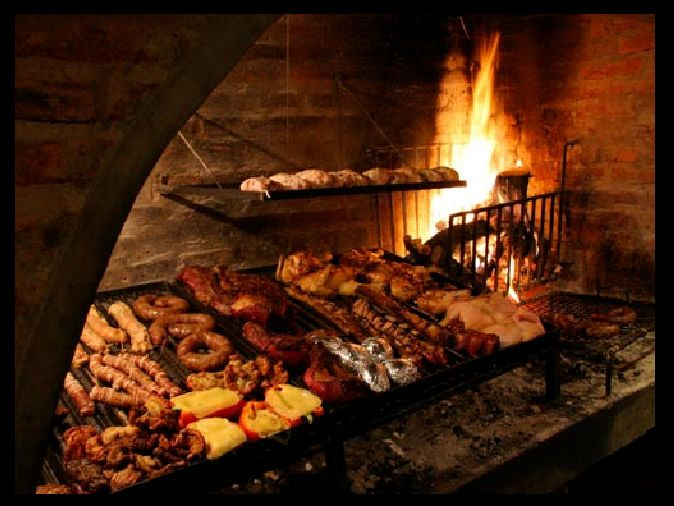 Argentine asado is a culinary tradition art form and for Artistic argentinean cuisine