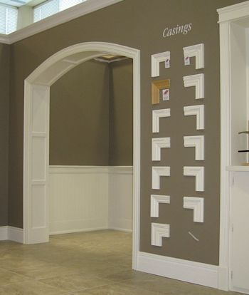 Another Way To Dress Up Symmetrical Arches Using Flex