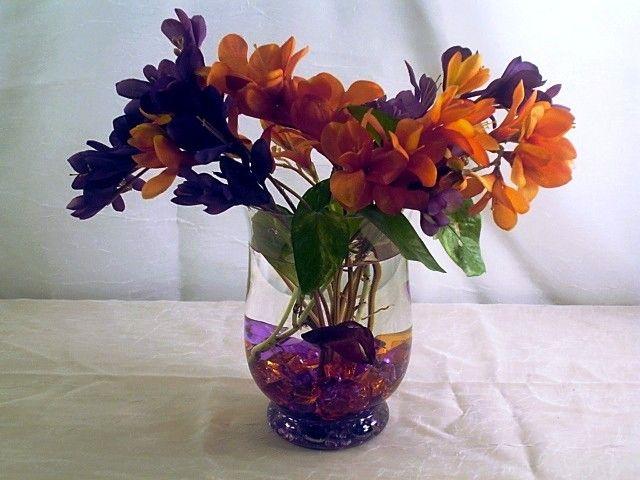 Betta Fish And Plant Vase Indoor Plants Vase Glass Vase Indoor Plants