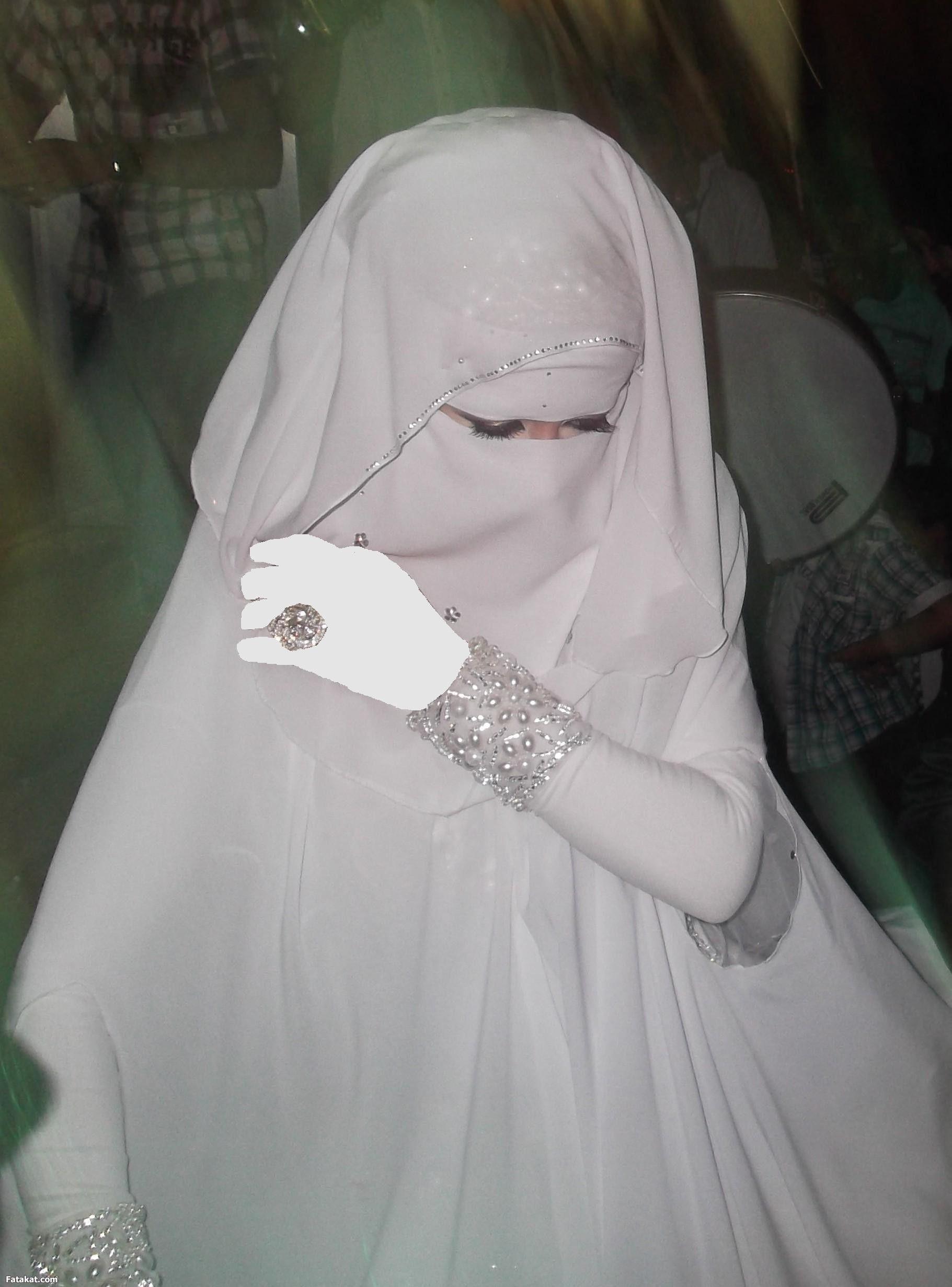 Niqab bride  Hijab hochzeitskleider, Muslimische bräute, Islam frauen