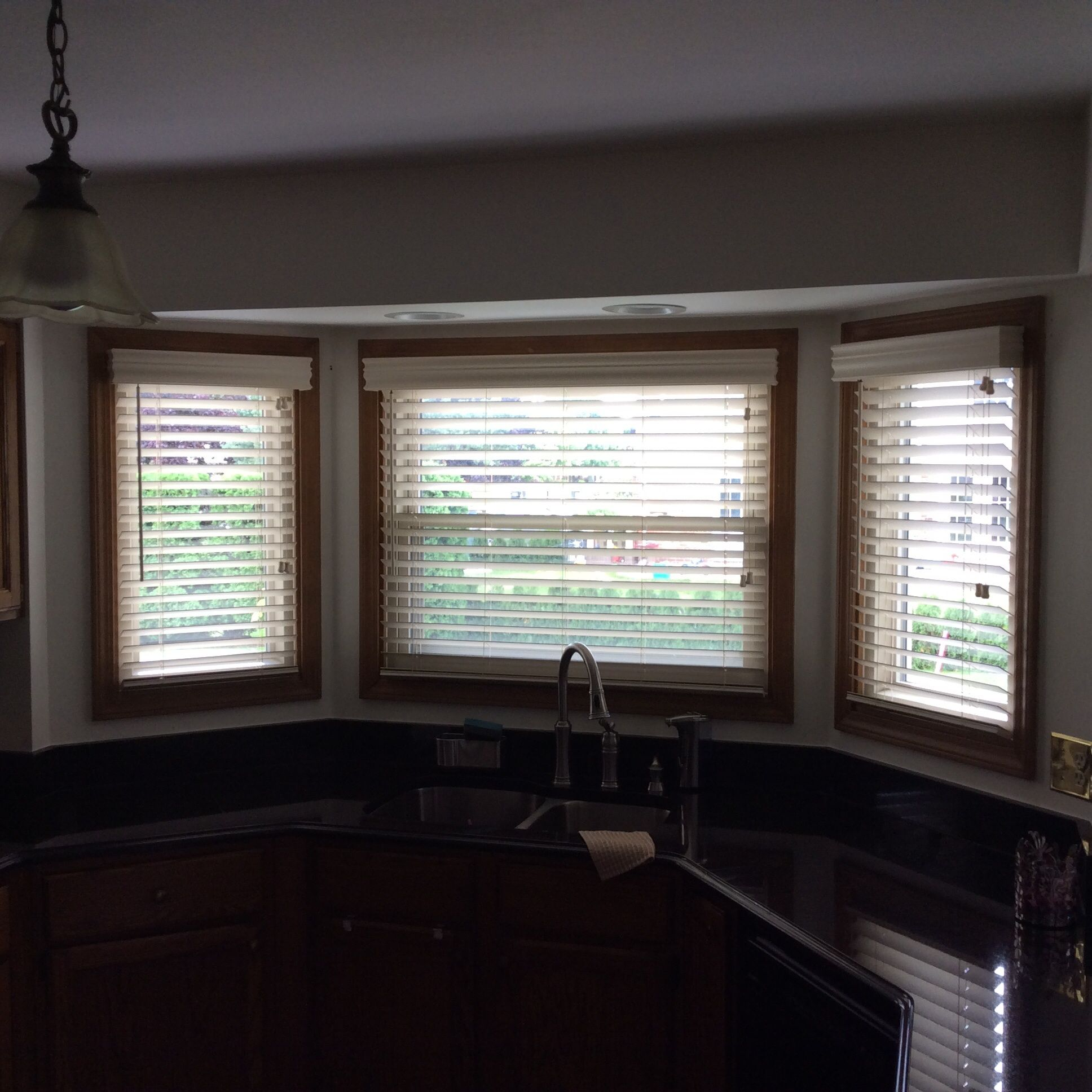 2 Quot Faux Woods With Wand And Cord Controls And Stately