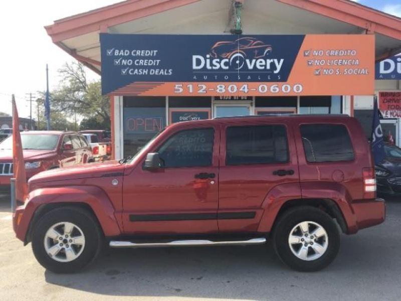 2012JeepLiberty UsedCarAustinTX Car dealership, 2012