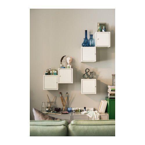 Lixhult Schrank Metall Weiss Biz Design Wohnzimmer Ikea Schrank