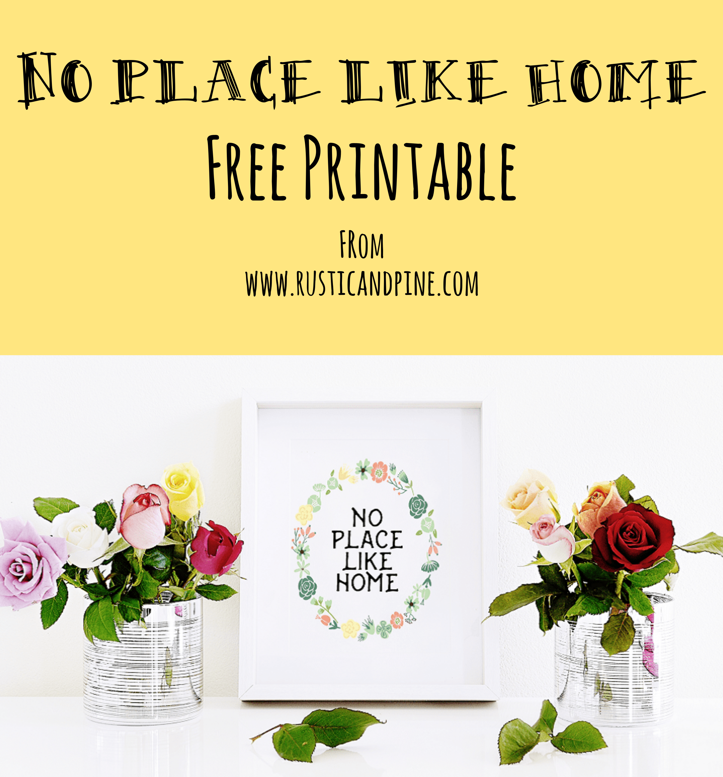 Free Home Quote Art. | Pinterest | Foyers, Free printable and Free ...