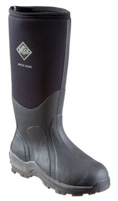 06134020e The Original Muck Boot Company Arctic Sport Extreme-Conditions Boots for  Men - Black - 14 M