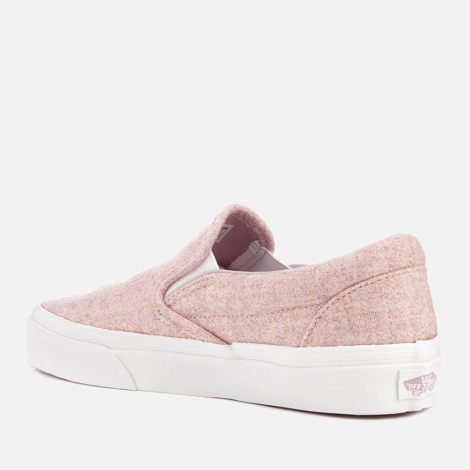 Womens vans, Pink vans, Slip on sneaker