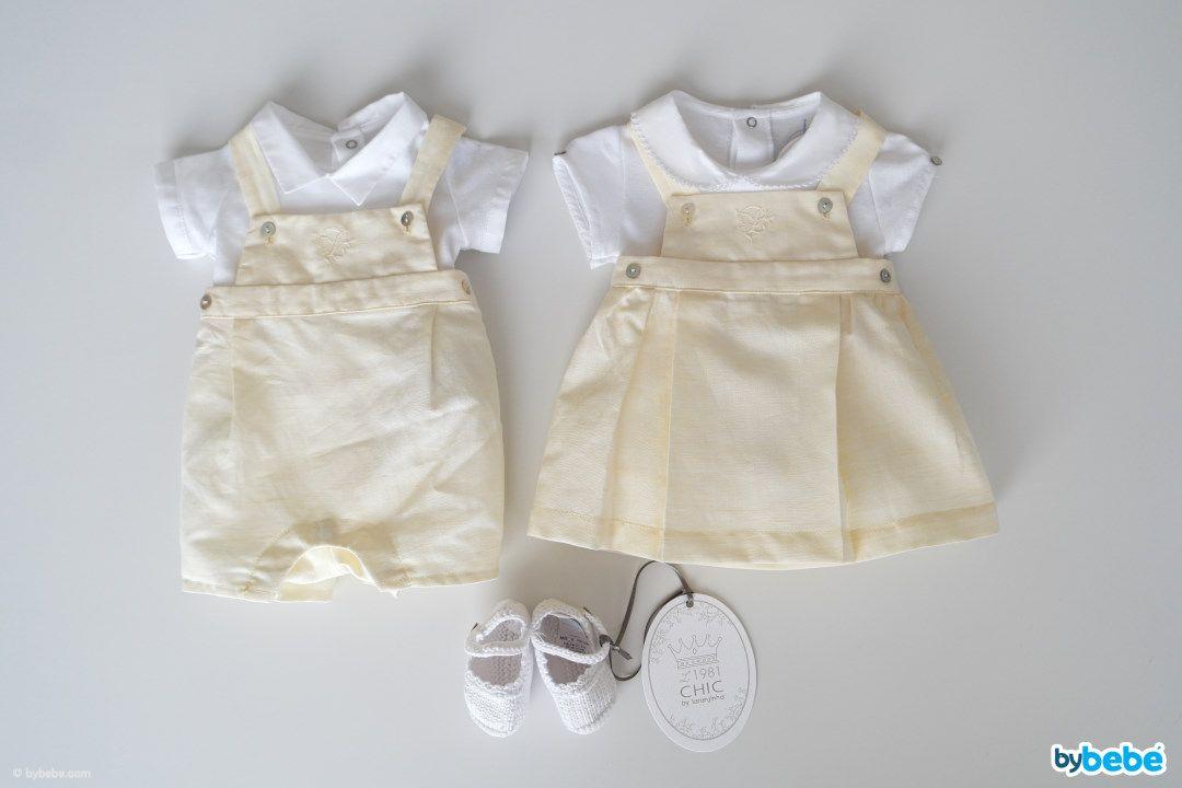 Colecção Chic da Laranjinha - roupa de bebé e criança elegante e confortável