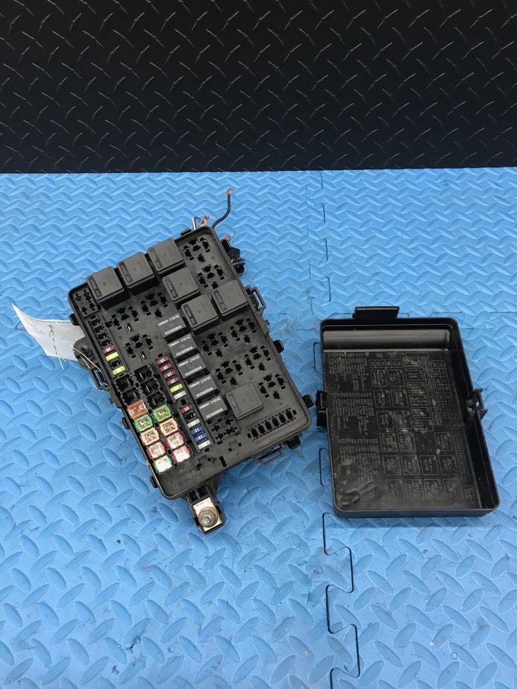 Mazda Mpv Fuse Box