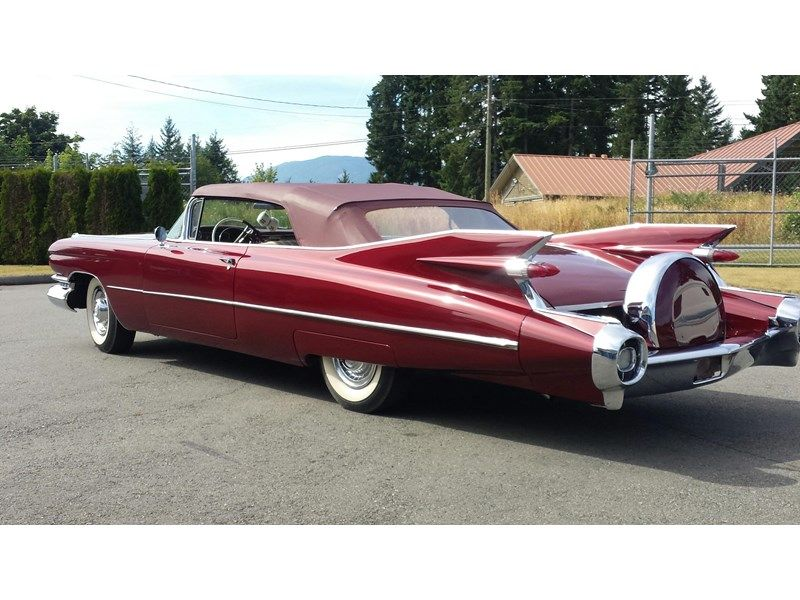 1959 Cadillac Convertible. | 1950\'s Cars and Trucks | Pinterest ...