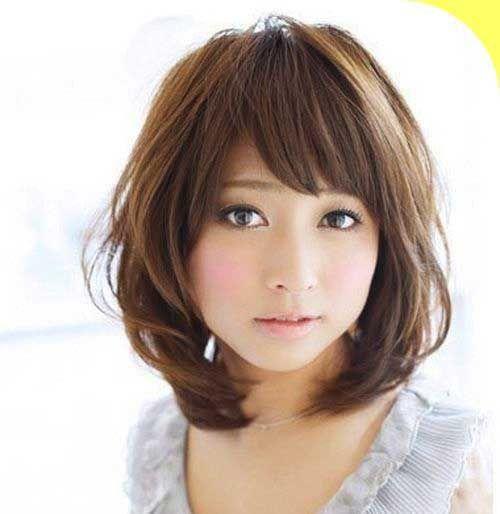 Image Result For Short Haircut Asian Round Face Haar Runde Gesichter Haarschnitt Rundes Gesicht Frisuren Rundes Gesicht