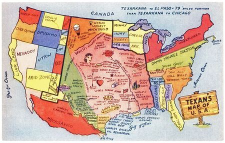 Texarkana To El Paso Is 79 Miles Further Than Texarkana To Chicago