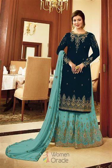 6fa47f2a036df Buy online latest trendy indian designer party wear salwar kameez in uk  online boutique