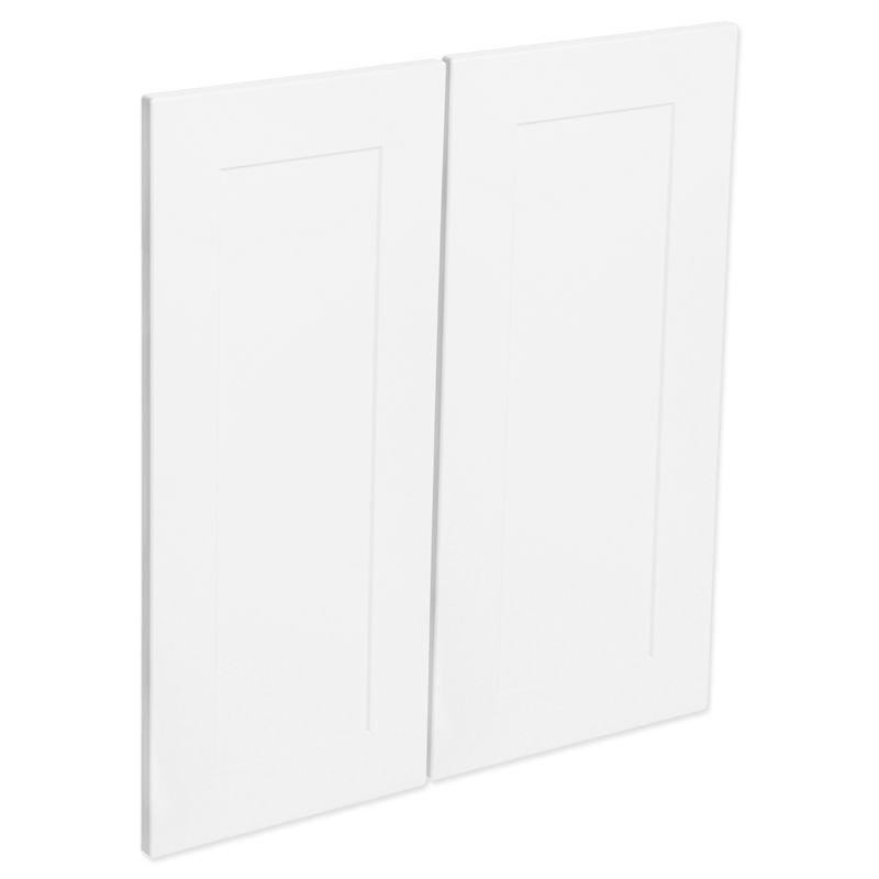 Kaboodle Nougat Truffle Alpine Corner Base Cabinet Doors ...