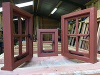 Shepherd's Hut Manufacturer North Wales - Windows #northwales