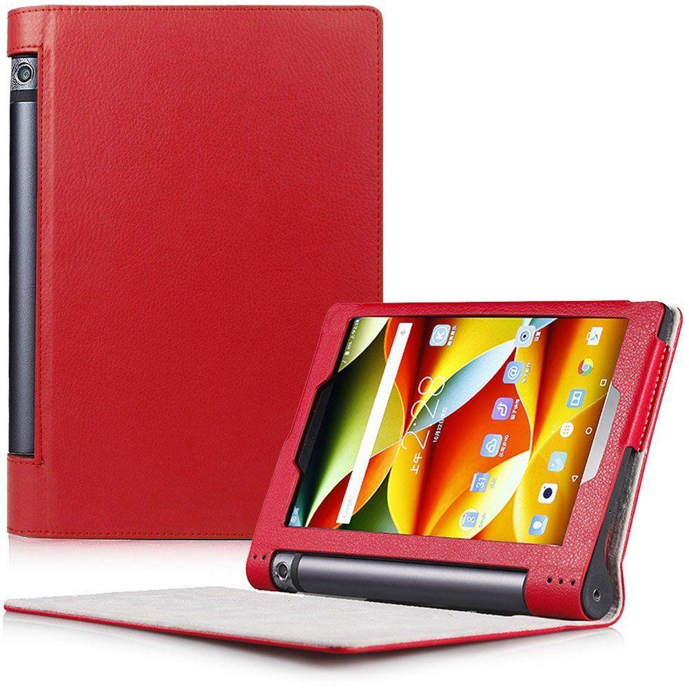 Funda Yoga Tab 3 8 Inch Case For Lenovo Tablet Cover Slim Folio