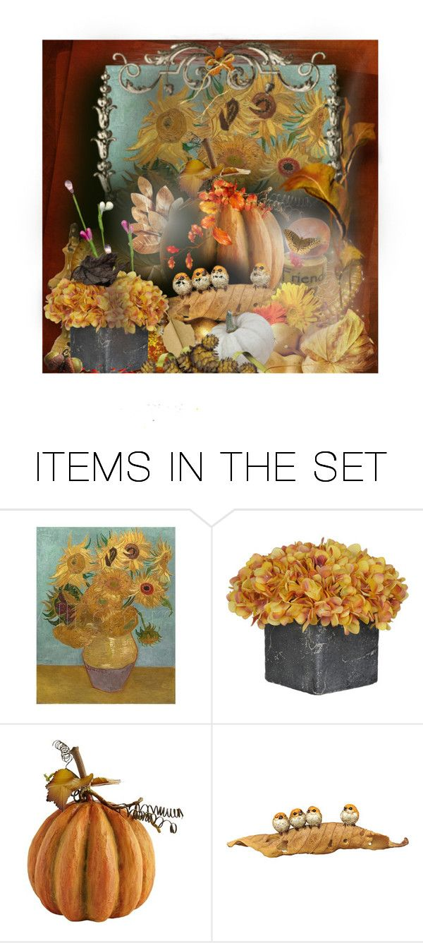 """""""Autumn Still Life"""" by jcmp ❤ liked on Polyvore featuring art"""