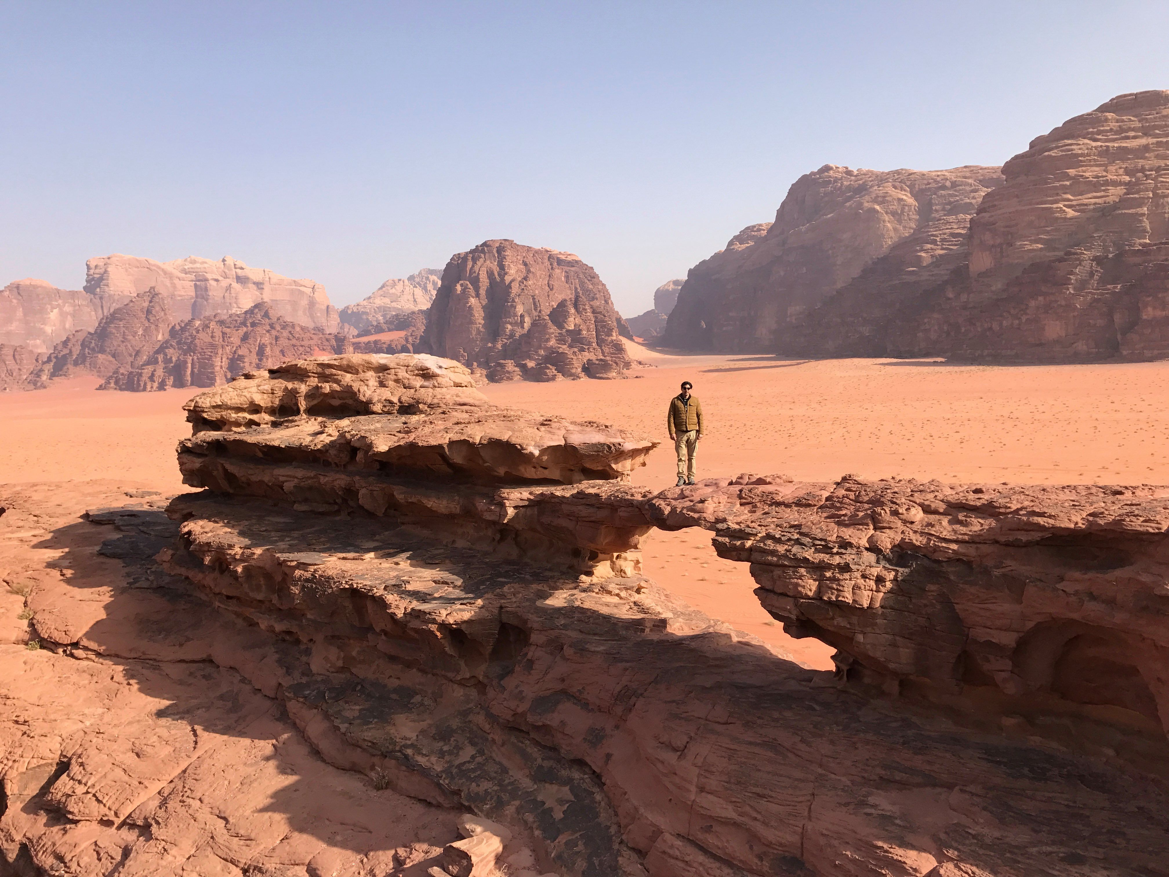 From Petra to Wadi Rum an archaeologist's view of Jordan