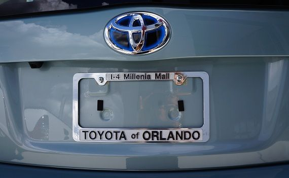 The Orlando Toyota Prius c is a popular option for Central Florida drivers who want an economical, eco-friendly, and stylish option. Toyota of Orlando has not only the Toyota Prius c, but the rest of the Toyota Prius family as well! Come learn more about fuel economy and hybrid cars in Orlando today!     http://blog.toyotaoforlando.com/2012/10/2013-toyota-prius-c-in-orlando-will-be-most-fuel-efficient/