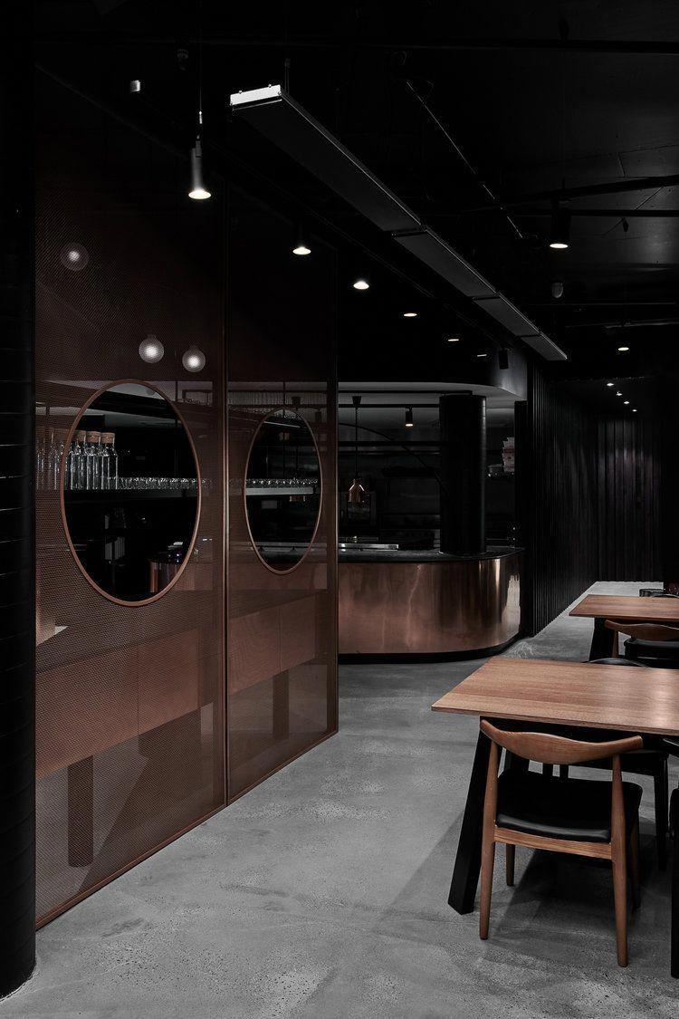 Jamu By One Design Office Restaurant