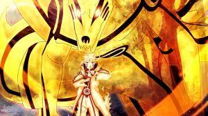 Preview Wallpaper Naruto Shippuden Uzumaki Naruto Kyuubi