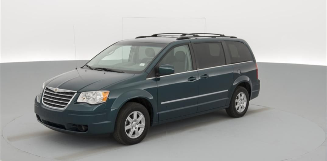 2009 Chrysler Town Country Touring For Sale In Atlanta 17 750