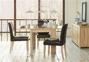 Buy CorsicaR Seater Square To Rectangle Dining Table From The Next UK Online Shop Same Again