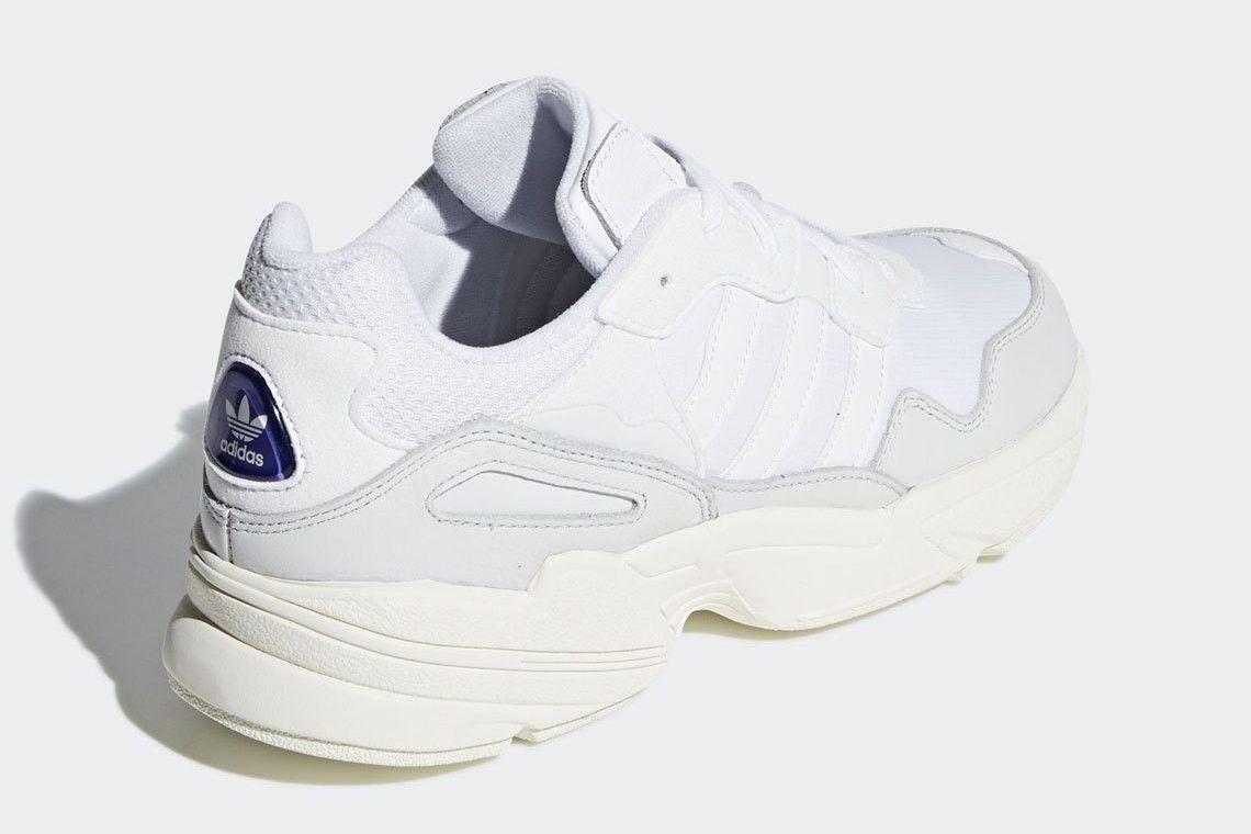 pretty nice df5ca 949fe adidas Originals 推出全新鞋款 Yung-96