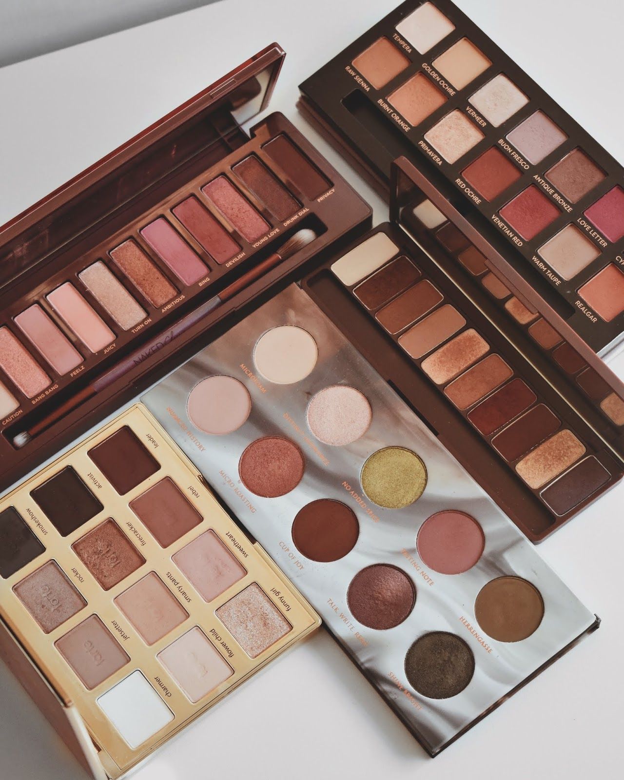 5 Eyeshadow Palettes For Brown Eyes Best Eyeshadow Best Eyeshadow Palette Eye Palettes