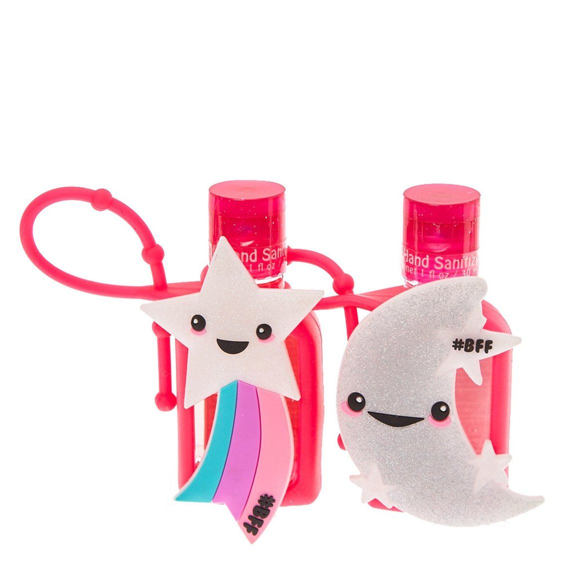 Moon Start Bff Hand Sanitizer Set Like The Moon And Stars You