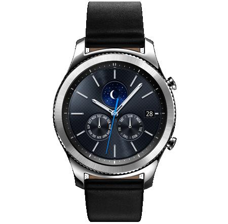 Samsung Gear S3 | Wearables | Samsung Sverige