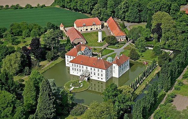Schloss Hünnefeld, D49152 Bad Essen im Landkreis