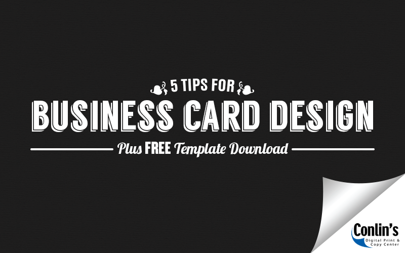 5 tips for business card design plus free template download 5 tips for business card design plus free template download reheart Images