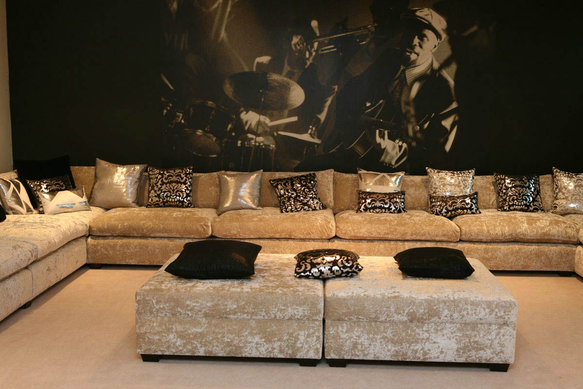 Sofa design designers of luxury sofas and makers of bespoke and made to measure sofas