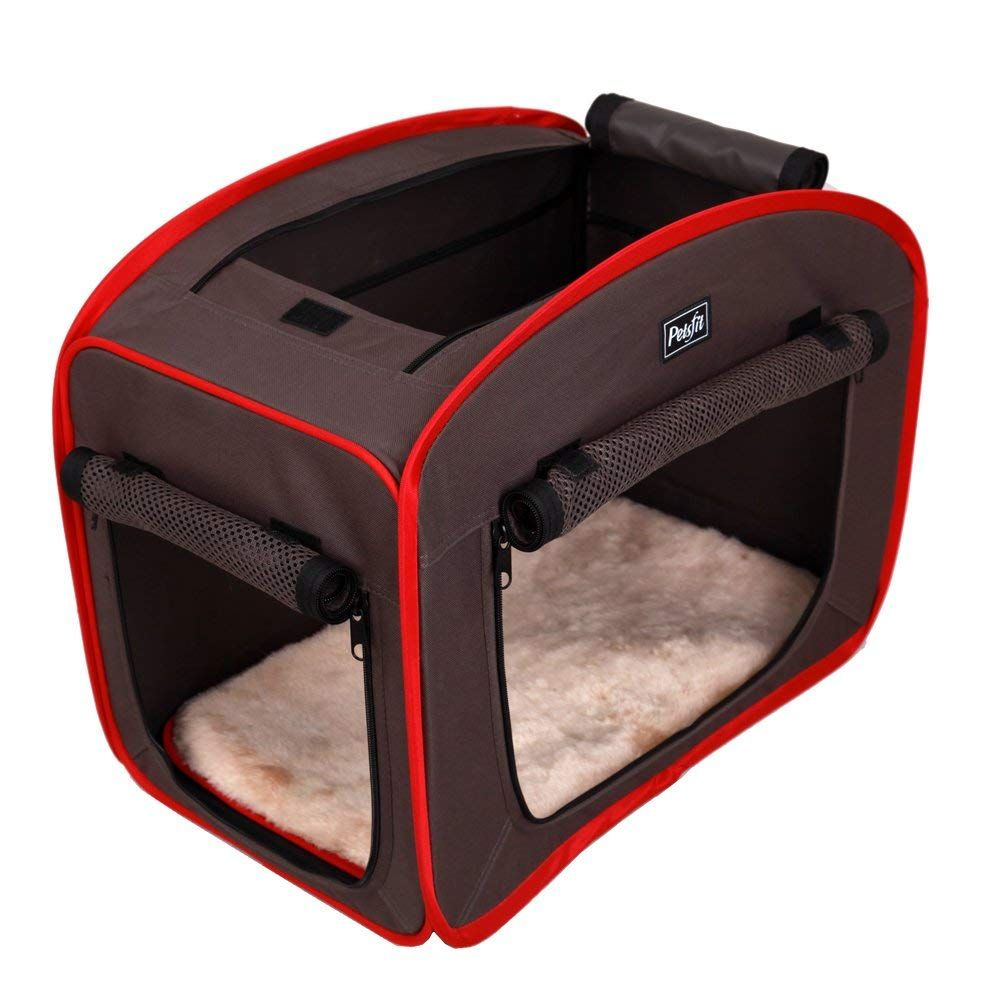 Petsfit Portable Pop Up Pet Cage,Dog Kennel Review