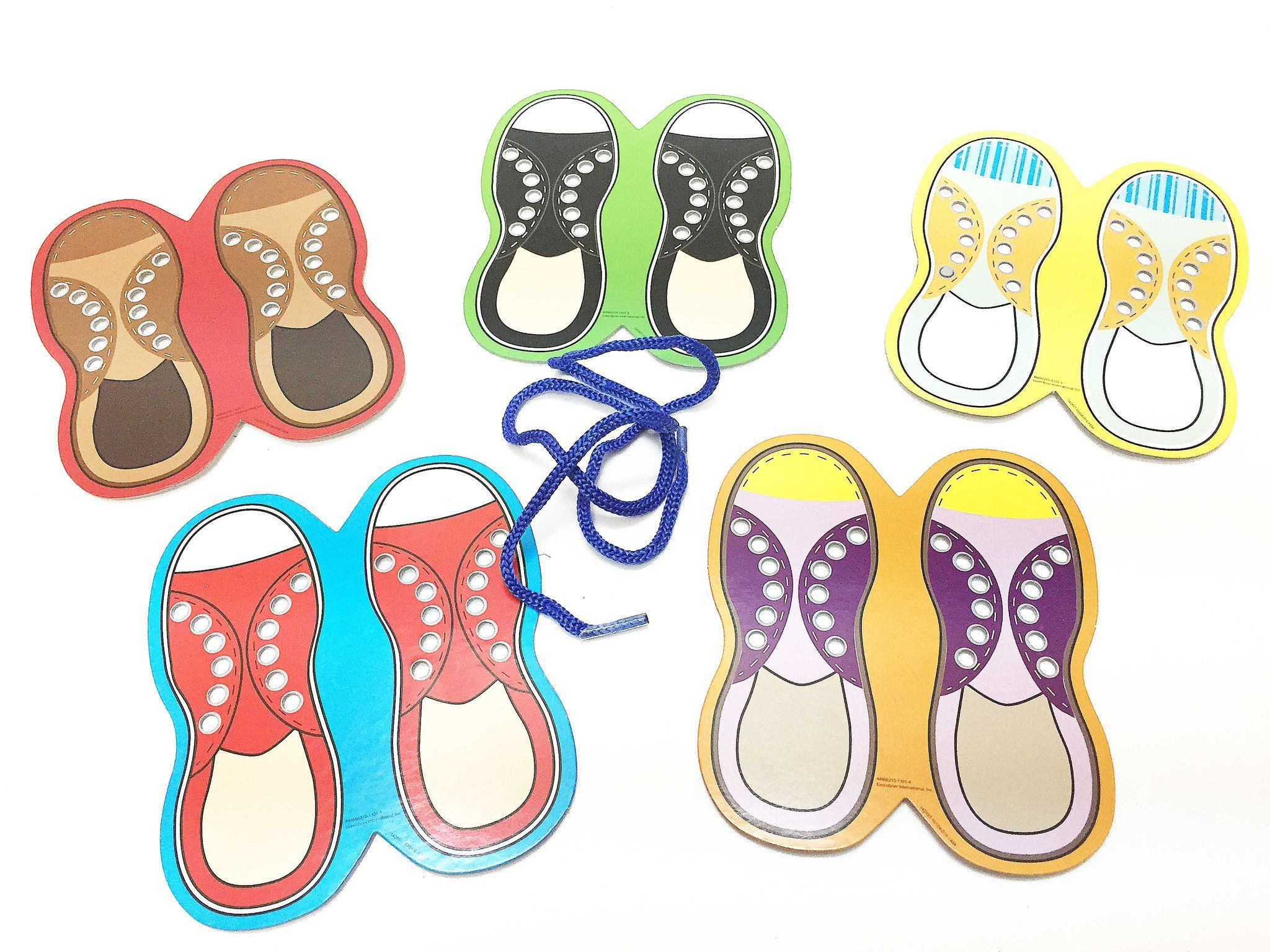 Shoes Lacing Activity