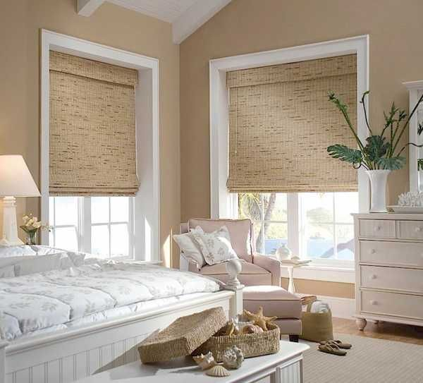 Beautiful Bamboo Blinds for Interior Decorating and Outdoor Rooms
