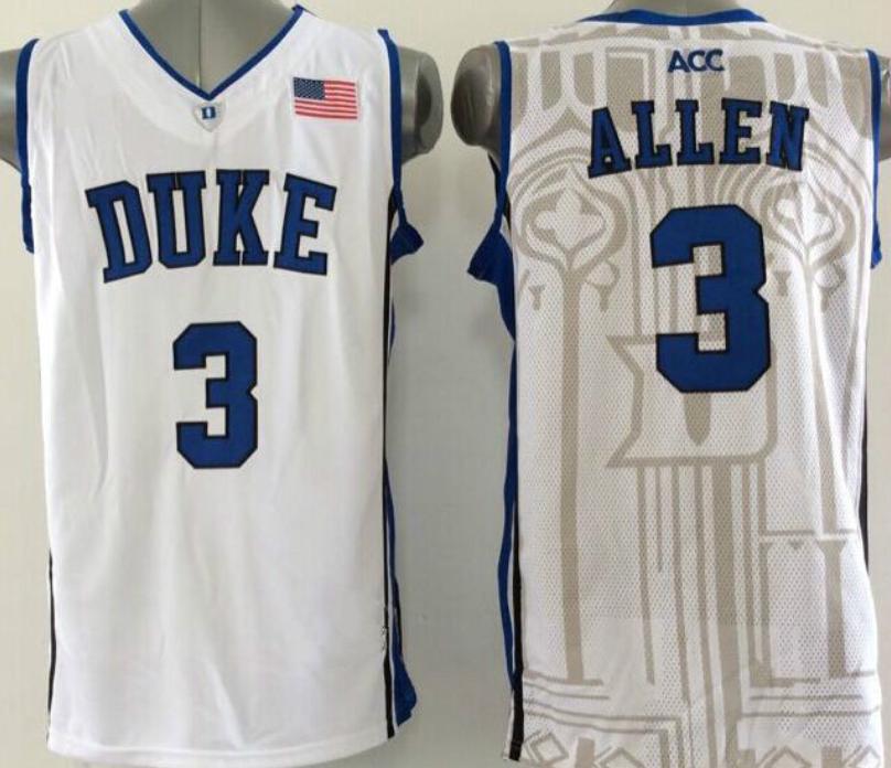 the best attitude 9f211 5de82 Duke Blue Devils #3 Grayson Allen Jersey   me stuff ...