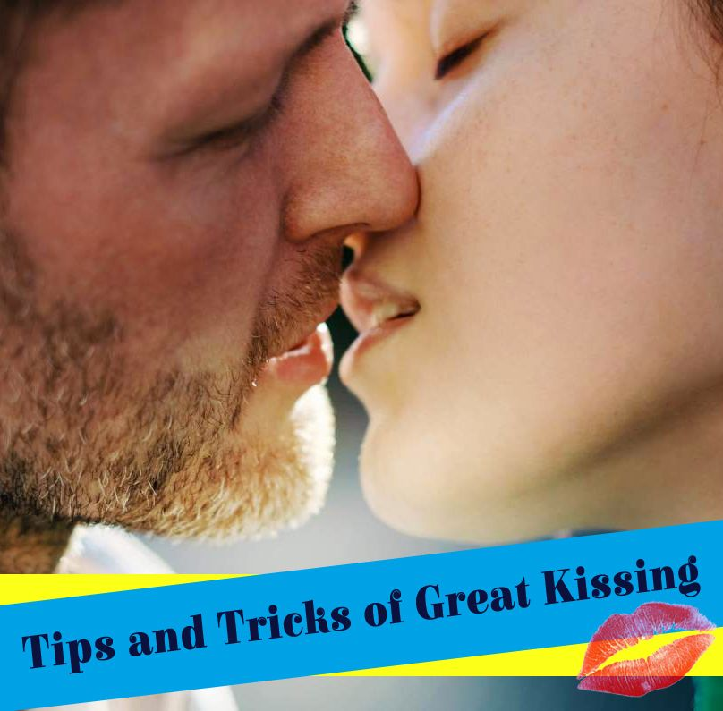 How To Be A Good Kisser Science Of Kissing Good Kisser This