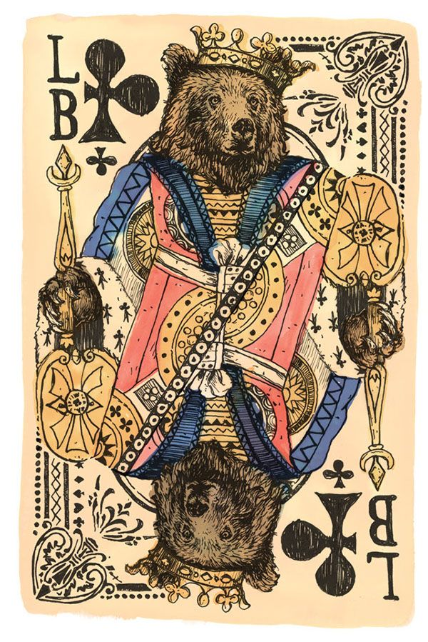 Lucky Bears on Behance