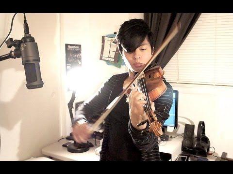 All Of Me John Legend Violin And Guitar Cover Daniel Jang
