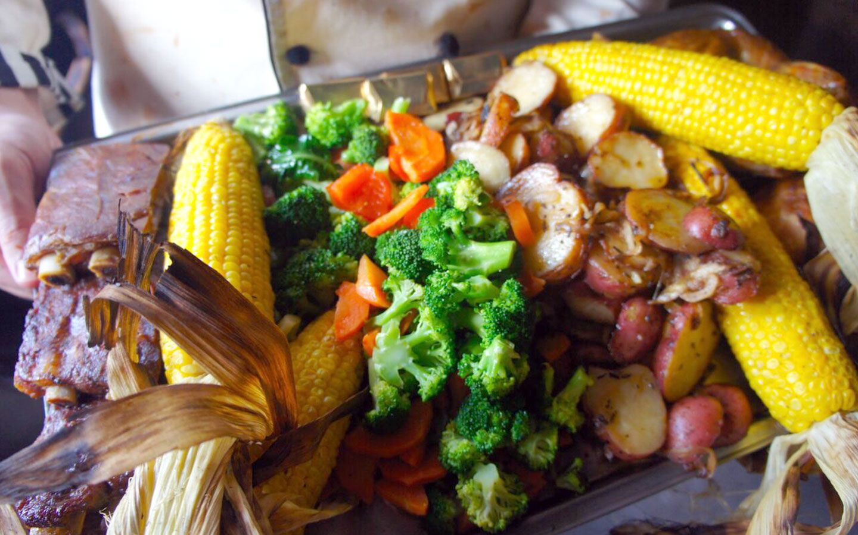 The Great Feast Platter