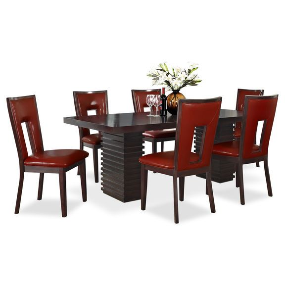 The Paragon Madera Collection  Value City Furniture  Dining Best City Furniture Dining Room Inspiration