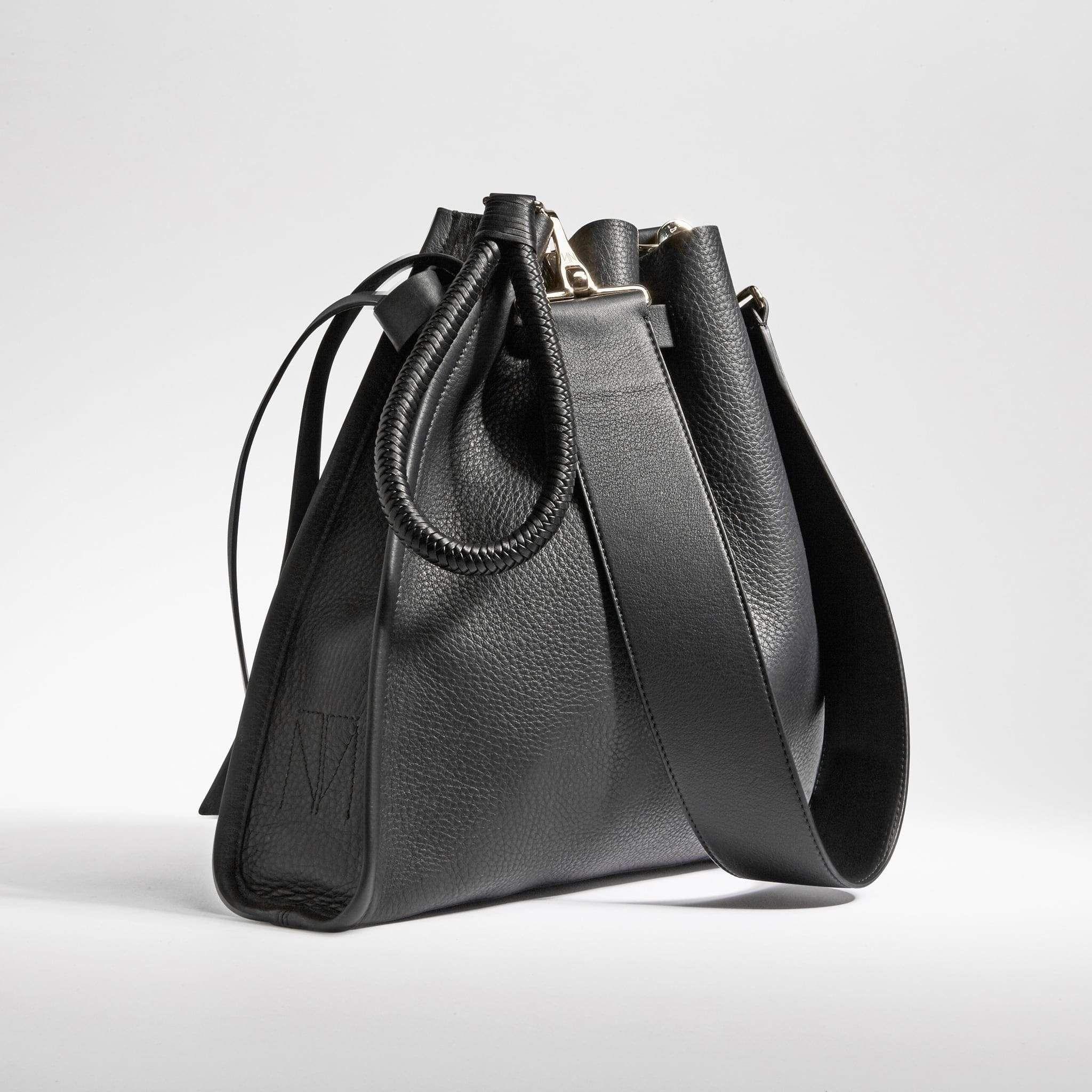 09cd62ef88 Kiss Bag - Vitello | Handbags | Purse handles, Leather pouch, Bags