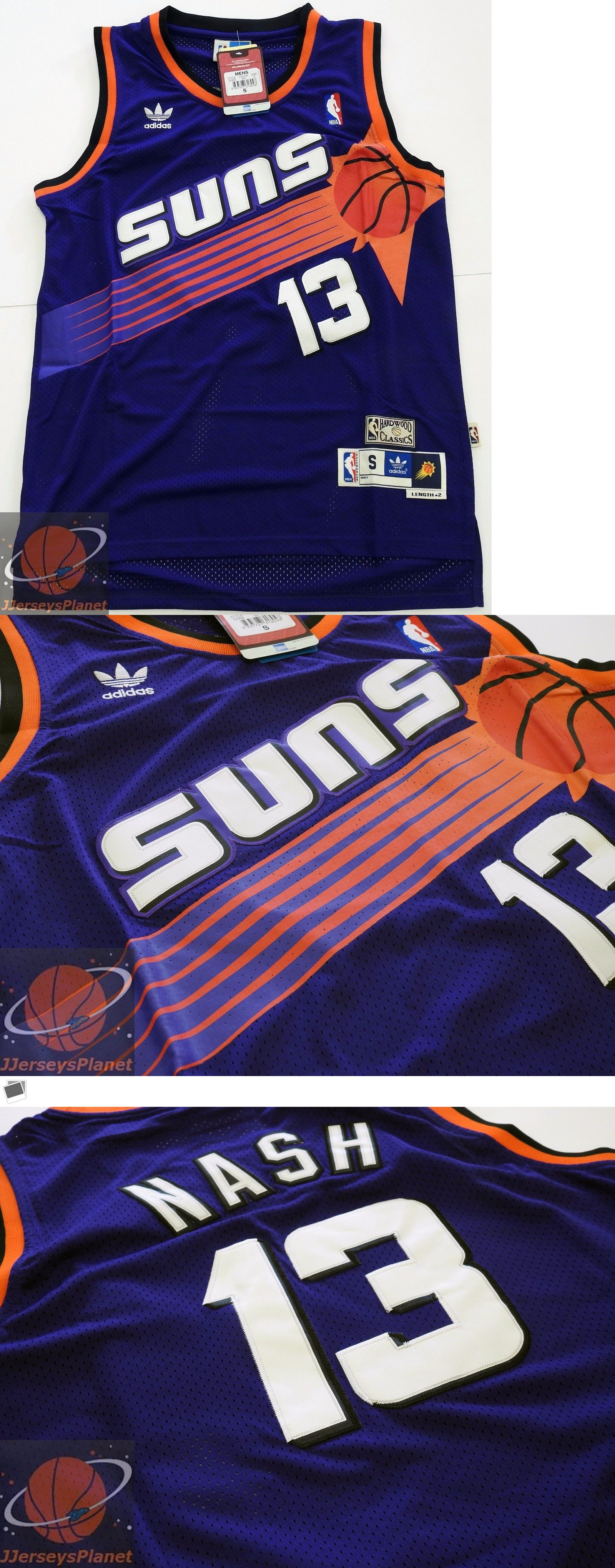 3d5773f5d40 ... black swingman throwback soul jersey s 2xl  basketball nba 24442 nwt  throwback swingman basketball jersey steve nash 13 phoenix suns purple